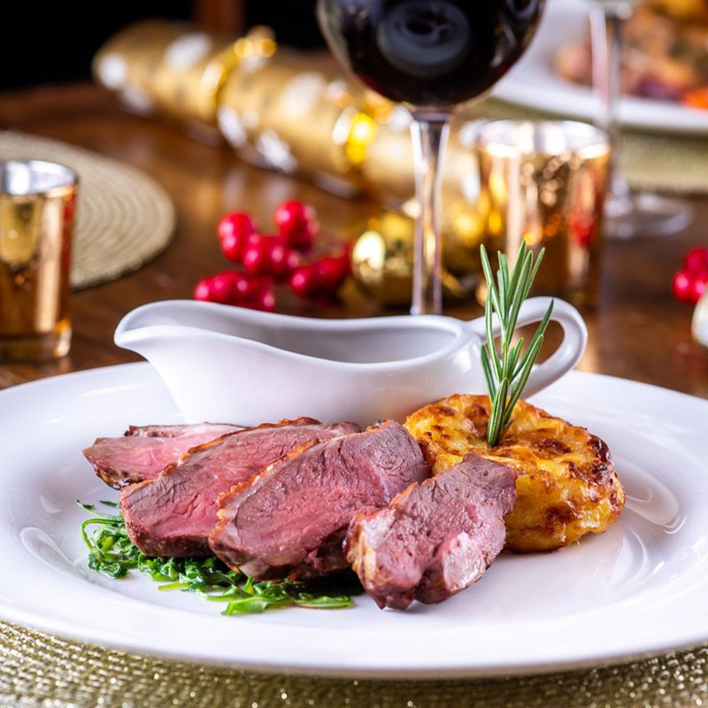 View our Christmas & Festive Menus